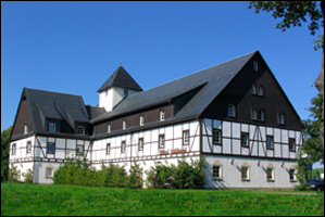 Altes Zollhaus Hermsdorf